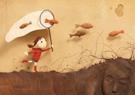 Irma Gruenholz es una ilustradora española, cuyas creaciones las realiza con PLASTILINA!