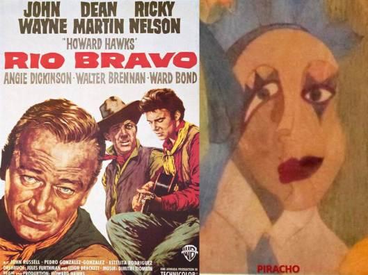 Piracho en Río Bravo