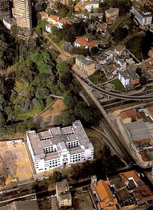 Biblioteca Nacional - Parque de la Independencia