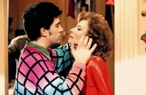 1995 Pedro Almodóvar y Marisa Paredes, en el rodaje de La flor de mi secreto Photo Jean-Marie Leroy   Taschen