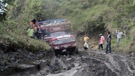Chiva -vehículo veredal
