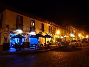 La plaza de Marsella