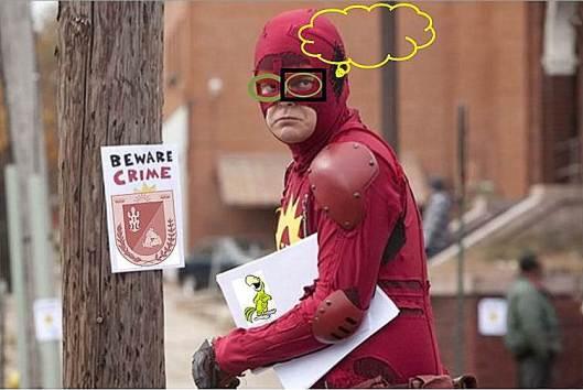 Superhéroes de comedia de James Gunn