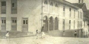 Colegio Bethlemitas - Marsella 1954
