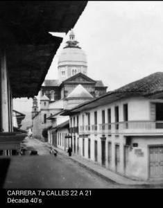 Carrera 7 - Fotos antiguas de Pereira