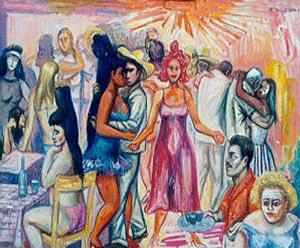 Carnavales y cuaresma