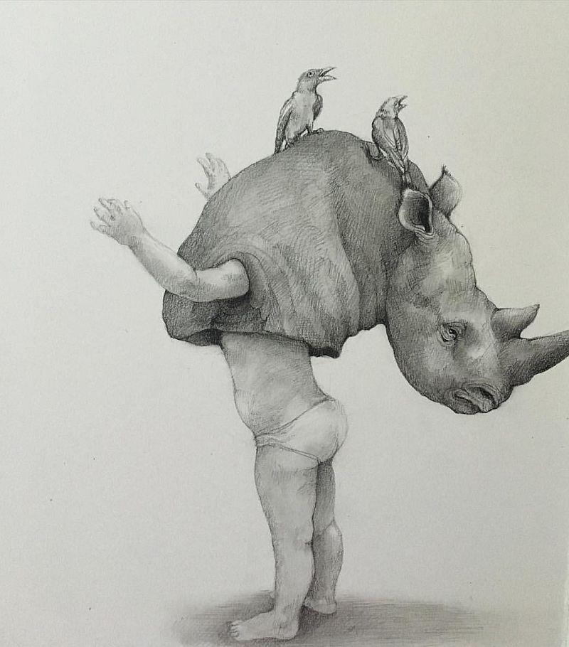 12-Adonna Khare - The Rhino Mask