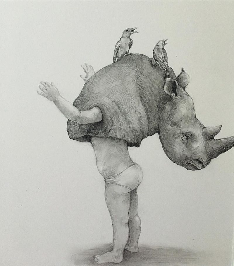 12-Adonna Khare - The Rhino Mask