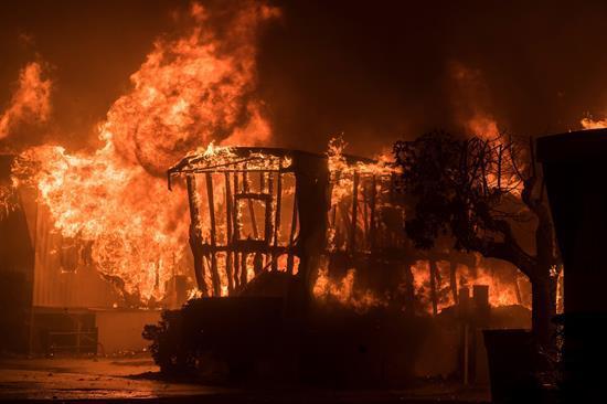 Incendio-California