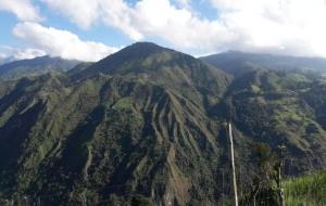 Cerro Machín, Cajamarca - Tolima
