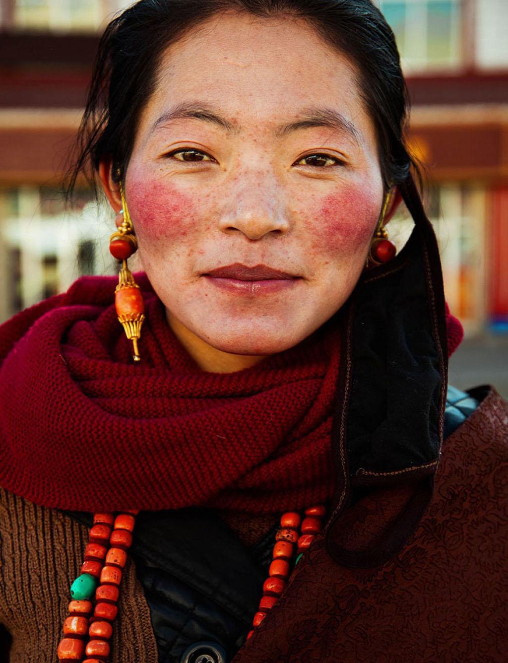 Impresionantes retratos muestran como se ve la belleza en todo elmundo